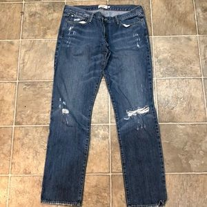 Abercrombie Erin jeans size 12R